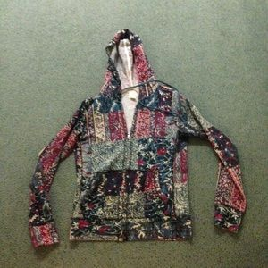 Lucky Brand hoodie, small.
